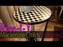 Fall 2015 FREE-I-Y Challenge - Mackenzie Childs Inspired Table
