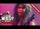 W.A.S.P. - Sleeping (In The Fire) - London 1984 - Live FM Sound Source - No Overdubs)