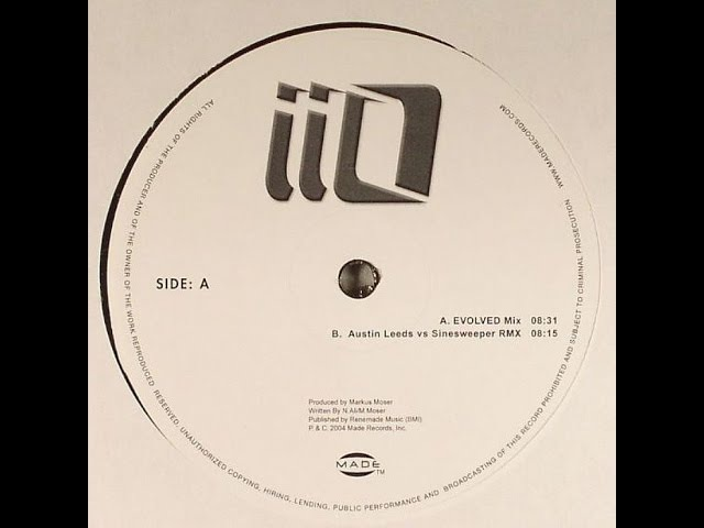 IiO – Runaway (Evolved Mix)