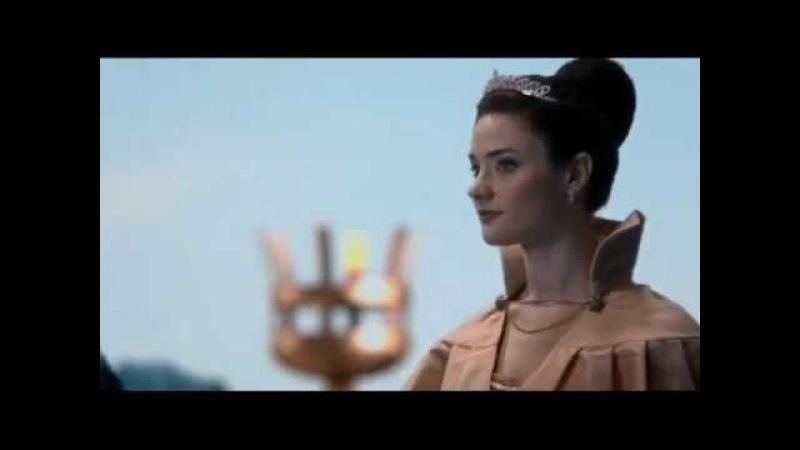 Принцесса Ева подставляет подножку Коре 2x16