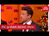Will Smith tries Jamie Oliver's Christmas Negroni - The Graham Norton Show 2017 - BBC One