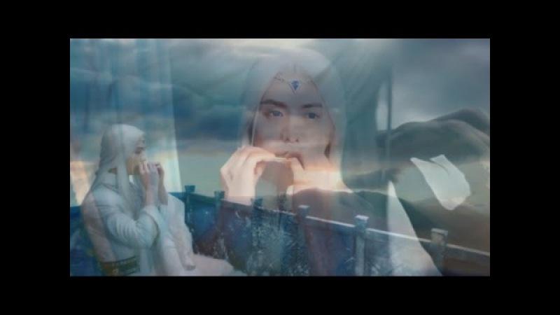 English sub español 《ICE FANTASY 幻城》爱如樱 love as sakura 樱空释(YING KONG SHI)主题 马天宇版(MA TIANYU RAY MA)