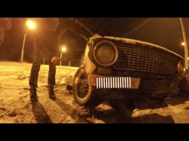 Mogilev street drift