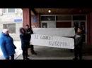 Ложь властей вывела жителей маневренного фонда г Сыктывкар на пикет За бойкот выборов