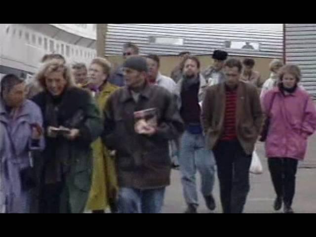 Русский транзит. 6 серия (детектив, боевик, криминал 1994 год)