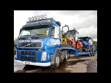 Volvo FM 480 62 tractor Globetrotter cab UK spec 2005 10