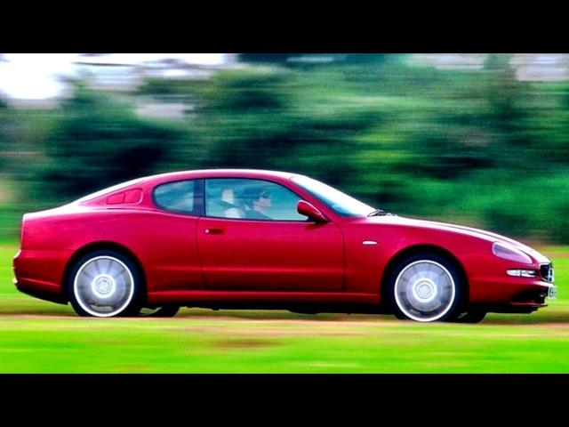 Maserati 3200 GT UK spec '1999–2002