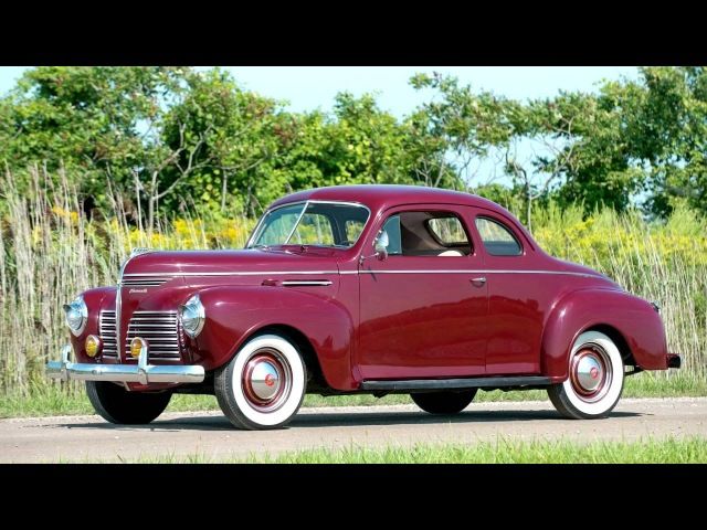 Plymouth DeLuxe Coupe P10 '1940