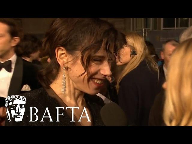 Sally Hawkins Red Carpet Interview   EE BAFTA Film Awards 2018