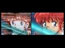 Comparison - /a/ draws Daicon 4