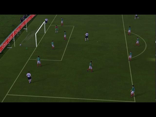 FIFA 14 (Classic Patch) Noruega 3x1 México WC 1994