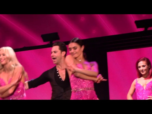 DWTS Light Up the Night - Sasha Girls Dance | Seattle, WA 3.13.18