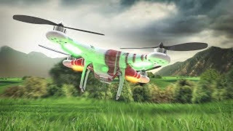 Лёгкая музыка Релакс Полёт мечты Коптер Видео Hd Music to relieve stress Relax
