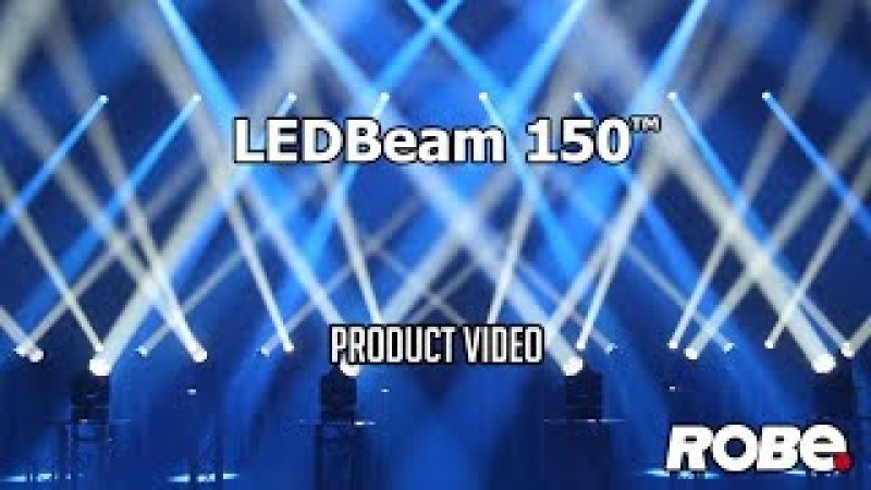 ROBE lighting - LEDBeam 150 product video