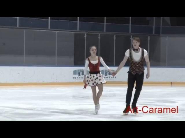 March 7, 2018 - Aleksandra BOIKOVA / Dmitrii KOZLOVSKII - Кубок А. Н. Мишина - День 6