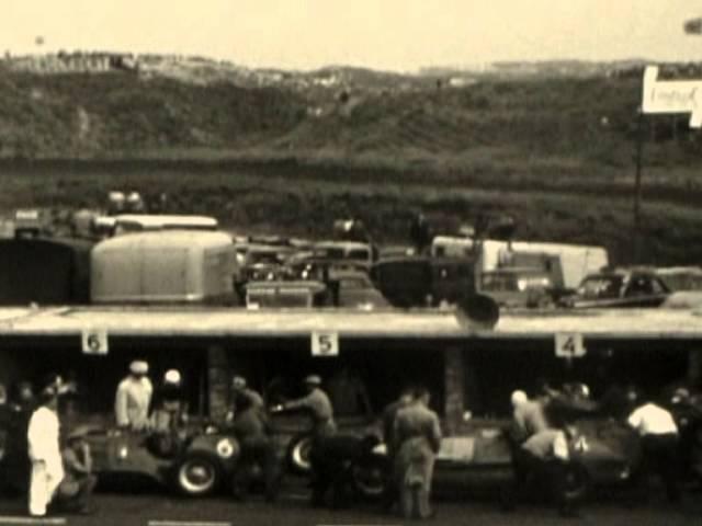 First Grand Prix Zandvoort on july 23th 1950