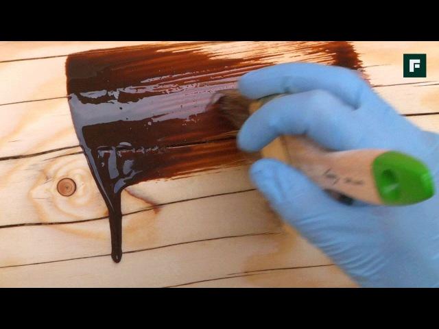 Окрашивание деревянных поверхностей: разбираем ошибки FORUMHOUSE