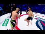 ACB 35 Albert Machete Duraev vs Mikhail The Lonely Wolf Tsarev HD
