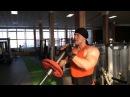 Дудушкин Д тренирует Балебина А 8