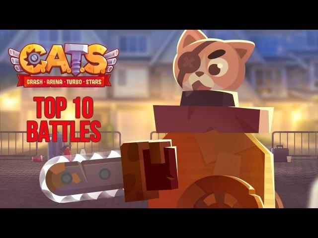 CATS Top 10 Battles of the Week Nov 20 26