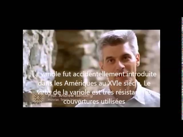 Episode 2: Les Amérindiens APRES la colonisation européenne (sous-titrage en français)