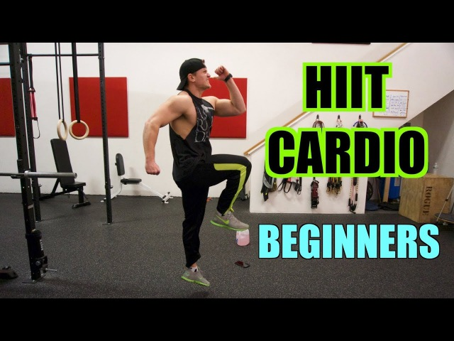 HIIT Cardio Circuit for BEGINNERS | HIIT Workout 1 | Men AND Women!