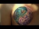 AttAcus AtlAs Cover up tattoo band Тату по нашим эскизам
