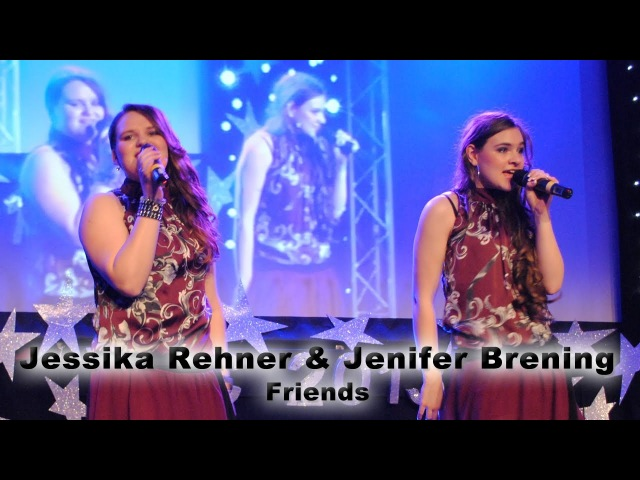 Jessika Rehner und Jenifer Brening Friends Young Stars in Concert 2013