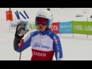 Varvara Voronchikhina | Women Giant Slalom Standing 1 | Para Alpine World Cup 2018 | Kranjska Gora