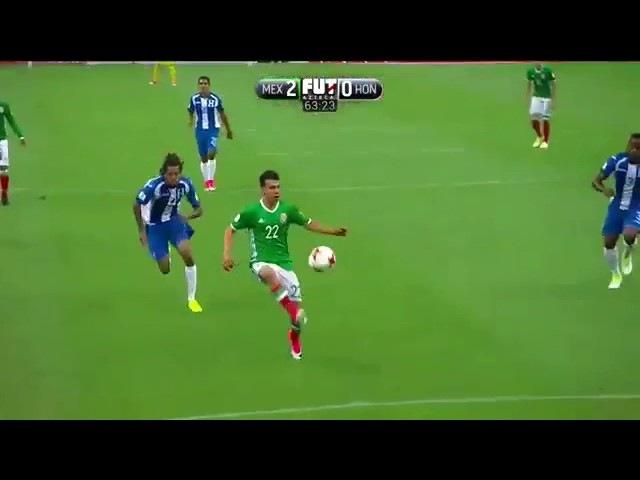 MÉXICO 3 - 0 HONDURAS | CONCACAF ELIMINATORIAS