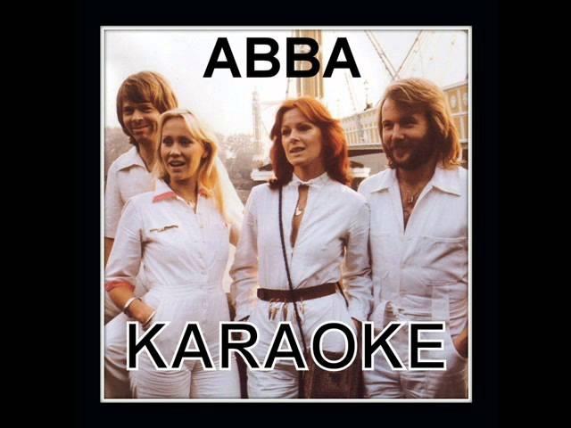 ABBA-Move On-Karaoke