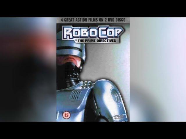 Робокоп возвращается Правосудие тьмы Серия 1 2001