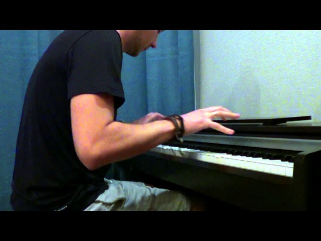 Blur - Song 2 (piano cover)
