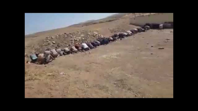 Breaking news - 250 ISIS captured by Kurds in Tal Afar