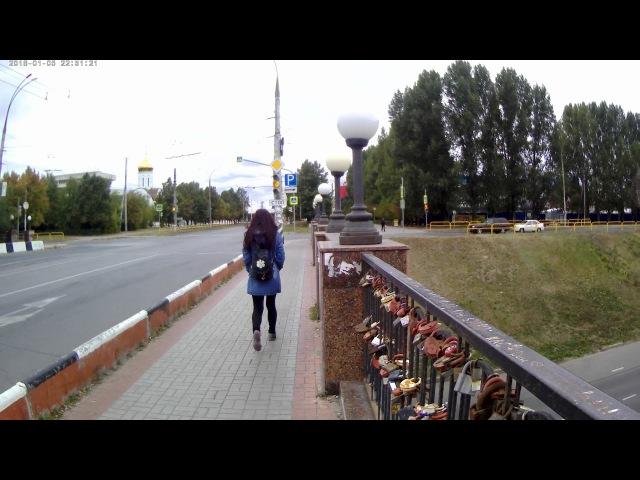 Ленинский проспект и улица Революционная