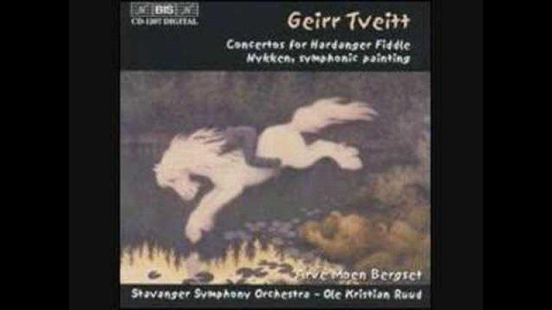 Geirr Tveitt - Concerto No. 2 for Hardanger Fiddle (Part 3)
