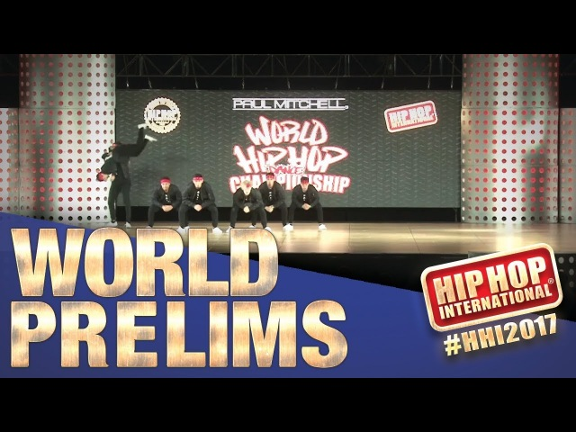 Exiles - USA (Adult Division) at HHI2017 Prelims