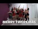 Perreo navideño - El Franko DJ | Merry Twerkmas!