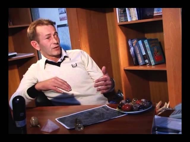 Геоглифы Тургая. Фрагмент телепередачи В ладу с природой телерадиокомпании Алау