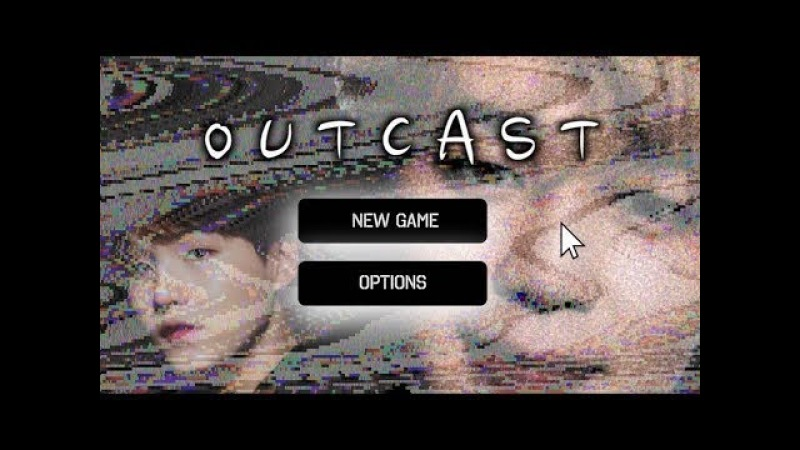 BTS OUTCAST GAME SIMULATOR by bangtansus