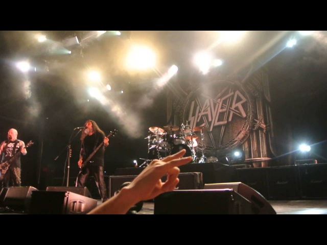 Slayer Seasons In The Abyss Born Of Fire
