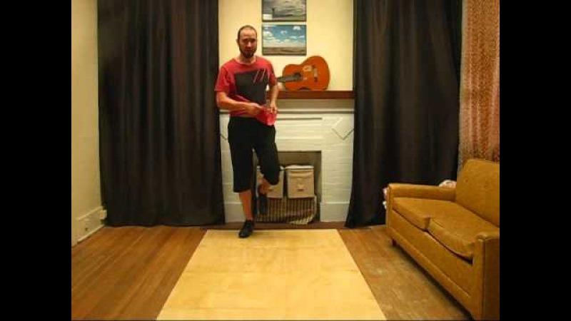 Layering Simple Steps por Buleria - Flamenco Dance