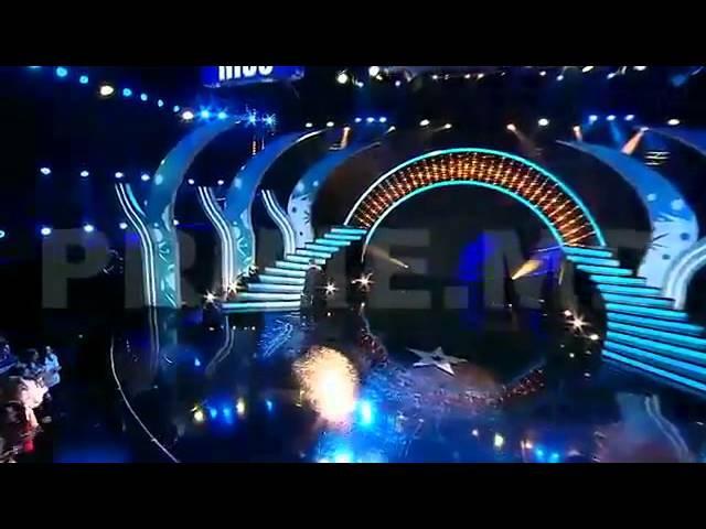 Анна Мунтяну стала победительницей конкурса Moldova are Talent 2014