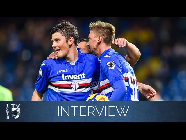 Sampdoria-Pescara, Kownacki: «Ottavi? Non vedo l'ora»