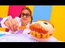 Dişçi oyunu 👄. Sema Diş Ali'ye altın diş yapıyor 🌟. Oyuncak video izle. Doktoroyunları