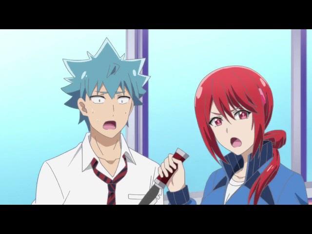 Любовь тирана 1 серия (Anime Vost)
