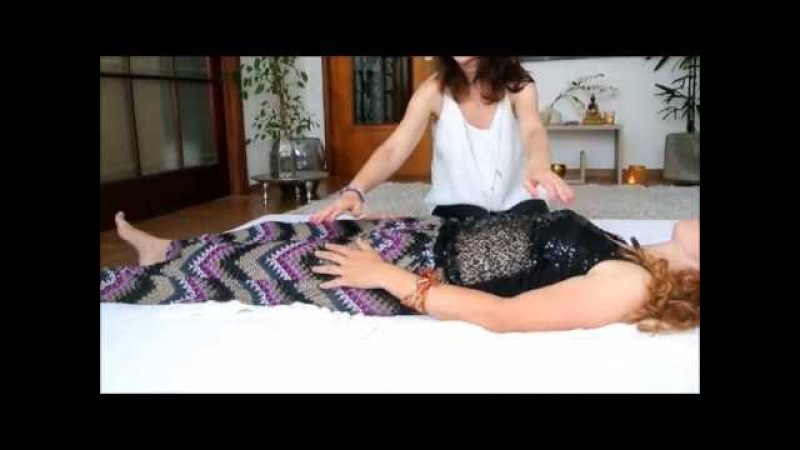 See inside a womans first full body energy orgasm session