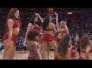 Miami Heat Dancers Performance   Sixers vs Heat   February 27, 2018   2017-18 NBA Season