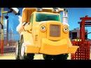 Мультик про трактор Дигги. Стройка - Сверхтяга - Серия 7