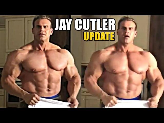 You're Looking HUGE Legend Jay Cutler Latest Update